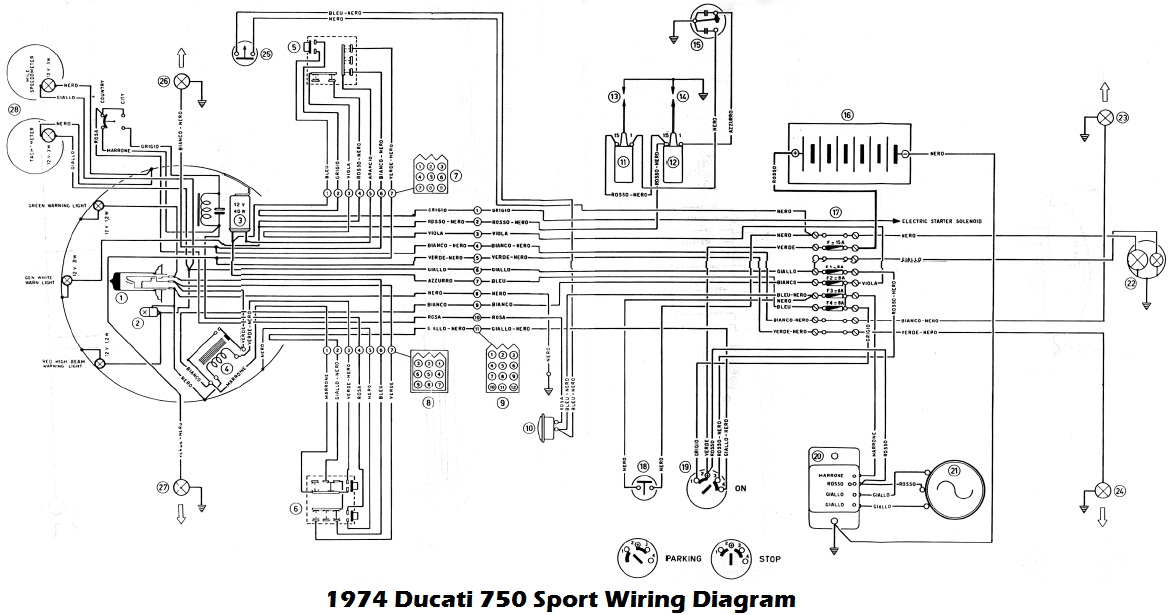 index of 1974 ducati 750 sport wiring diagram jpg