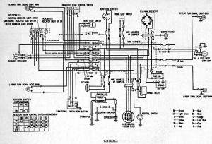 Honda Cb K Electrical Wiring Diagram X on Honda Cb350 Wiring Diagram