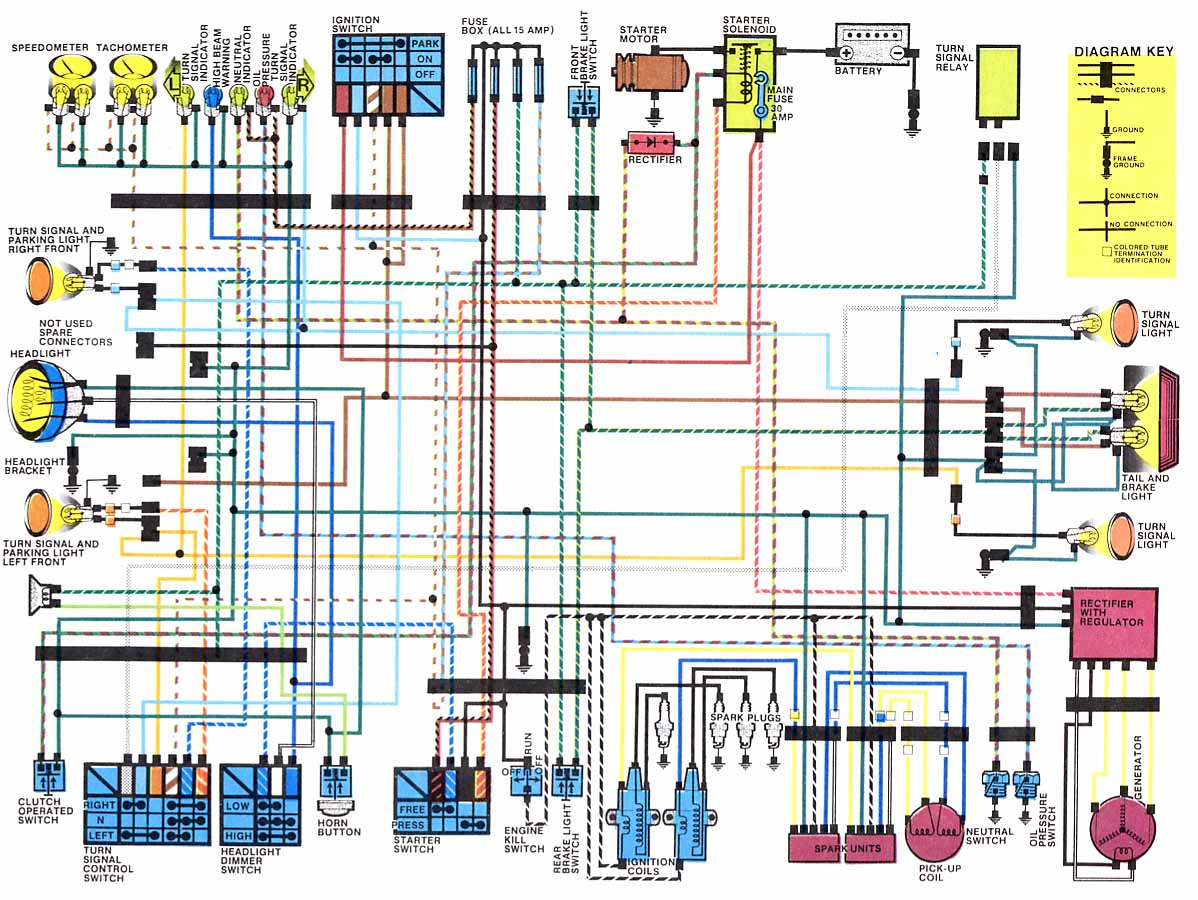 Honda CB650SC Electrical Wiring Diagram index of honda ctx 200 wiring diagram at alyssarenee.co