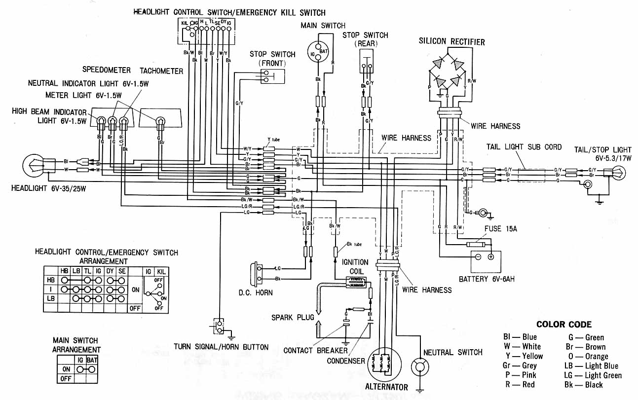 Yamaha aerox electrical diagram somurich wiring diagram of yamaha rs 100rhsvlc 811 cheapraybanclubmaster Gallery